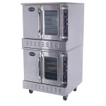 Royal Range Double Deck Bakery Depth Gas Convection Oven: RCOD-2