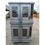 MONTAGUE VECTAIRE GAS CONVECTION OVEN. MFG 2015
