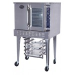 Royal Range Single Deck Standard Depth Gas Convection Oven: RCOS-1